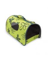 BioZoo - Текстилна чанта BOLSO за домашни любимци - 51х26х29 см.- черен, светло син, кафяво-лилав, червен, тъмно зелен.