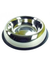 Camon Stainless steel bowl - метална купичка за домашнилюбимци - 0.3л.