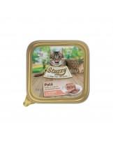 Agras Delic Mister Stuzzy Cat Salmon - неустоим пастет за котки със сьомга - 100 гр.