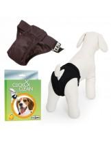 Camon - Предпазни гащи за кучета - размер 4