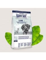 HAPPY DOG Sano Croq N - Диетична суха храна за израстнали кучета при проблеми с черения дроб, сърцето и бъбреците -  1 кг.