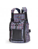 Camon - Текстилна чанта кенгуру за домашни любимци - 28x15x25 см.