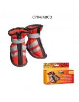 CAMON - Обувки за куче - 4 бр. - 5,5 см.