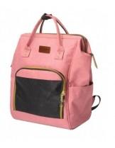 "Camon - ""Pet Fashion"" - раница за домашни любимци - 30х43х30 см. - розова"