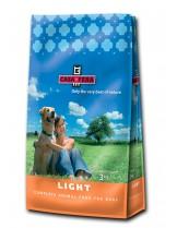CASA FERA - Light - Суха храна за израстнали, кучета от всички породи склонни към напълняване с пиле, ориз и цвекло - 3 кг.