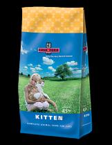 CASA FERA - Kitten - Суха храна за подрастващи котки от всички породи до 1 година с пиле - 1.5 кг.