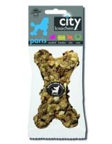 CITY ULM - Вкусен снакс за дъвчене за кучета със зеленчуци - 30 гр.