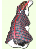 Dogyfashion - дрешка за куче -  Модел 4 (за дълги кучета), Размер 5, болонка