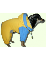Dogyfashion - дрешка за куче -  Анцунг, Размер 6, териери