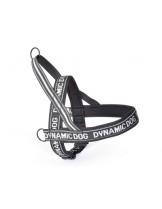 """Camon """"DYNAMIC"""" - нагръдник за куче -  80 см. - черен"""