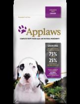Applaws Puppy Large Breeds Chicken - пълноценна храна за подрастващи кучета от 1 до 18 месеца от големи и гигантски породи с пилешко месо - 7.5 кг.