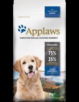 Applaws Lite Adult All Breeds Chicken - за кастрирани кучета или кучета с наднормено тегло над 1 година, подходяща за всички породи - с пилешко месо - 2 кг.