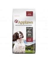 Applaws Adult Small Medium Breeds Chicken and Lamb - пълноценна храна за подрастващи кучета над 12 месеца от малките и средни породи с пилешко и агнешко месо - 2 кг.