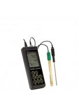 FIAP - Portable ph Meter - Здрав, надежден и водоустойчив ръчен измервателен уред за pH на водата, с голям мултифункционален дисплей