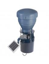 FIAP - Solar Feeder - Автоматична, соларна хранилка за риби с програматор - капацитет 3 кг. - за гранула от 1 до 10 мм.