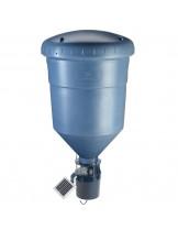 FIAP - Solar Feeder - Автоматична, соларна хранилка за риби с програматор - капацитет 60 кг. - за гранула от 1 до 10 мм.