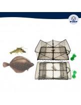FIAP - profinet Crab Basket - капан за раци и дънна риба - с размер - 600 x 450 x 200 мм.