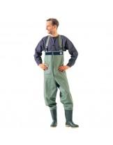FIAP - profiline Waders 40 - Професионален, високо качествен гащеризон за газене и рабта във вода - No-40