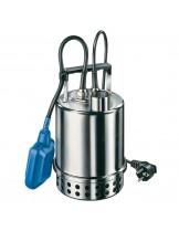 FIAP - profitech Submersible Motor Pump 10.000 - Мощна потопяема помпа за безотказна и непрекъсната работа, изработено от неръждаема стомана - 10 000 л.ч.
