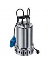 FIAP - profitech Submersible Motor Pump 15.500 - Мощна потопяема помпа за безотказна и непрекъсната работа, изработено от неръждаема стомана - 15 500 л.ч.