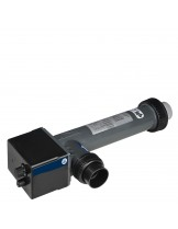 FIAP - profitech Heater 3.000 - проточен нагревател с регулируем термостат от 0 до 40 ° C - 3.000 W