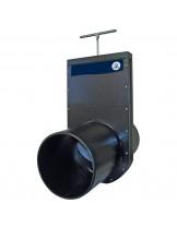 """FIAP profitech Manual Gate Valve DN 250 - Източващ ръчен винтил, тип """"савак"""" за езеро или басейни - Ø 250 мм."""