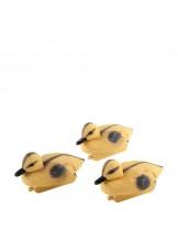 FIAP Deco Active Duckling - Декоративно, плуващо пластмасово патенце - 2.0 х 6.0 х 5.5 см.