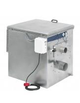 FIAP - Trommel Sieve Active 80.000 - Професионален езерен филтър (изпомпващ и гравитационен) с електронно управление за ефективна механична и биологична филтрация на езера до 80 куб. м.