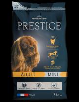 Flatazor Prestige ADULT MINI Пълноценна храна за пораснали кучета над 1 година от дребни породи - 3 кг.