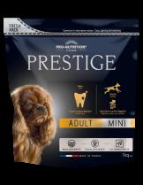 Flatazor Prestige ADULT MINI Пълноценна храна за пораснали кучета над 1 година от дребни породи - 1 кг.