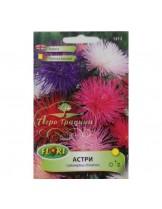 Астри Уникум  микс/ Callistephus chinensis Unicum mix - (едногодишни цветя)