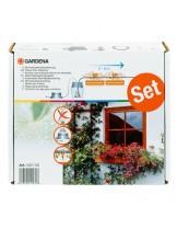 Gardena - СЕТ за напълно автоматично поливане на цветарници