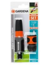 "GARDENA Комплект със струйник Stop 'n' Spray 13 мм (1/2"")"