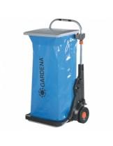 Gardena -  подвижна градинска количка за отпадъци