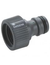 """Gardena - конектор за свързване към кран с резба 1/2"""""""
