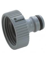 """Gardena - конектор за свързване към кран с резба 1"""""""