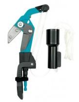 GARDENA Combisystem Ножици за кастрене на клони с наковалня и тристепенна предавка