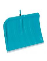 Gardena - Лопата за почистване на сняг с алуминиев кант - 50 см.