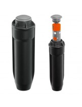 Gardena Т 100 - изскачащ турбо разпръсквач за напояване на по-малки тревни площи