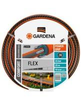 """Gardena Comfort FLEX 19 мм (3/4"""")  - Градински  Маркуч - 25 метра. (18053)"""