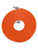 GARDENA Разпръскващ, дъждовален маркуч - 15 м оранжев