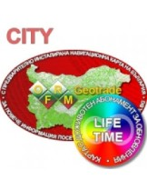 "GARMIN - OFRM GEOTRADE CITY LIFETIME - Модел: 030100000004 - Навигационната карта на България ""OFRM Geotrade"" зa Garmin GPS"