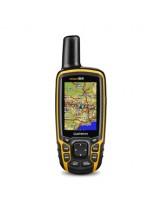 GARMIN - Garmin GPSMAP 64 е ръчен GPS навигатор. 2.6 инча - 6.6 см.  - без OFRM