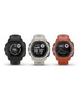 GARMIN - INSTINCT™ - Модел: 010-02064-00 - Издръжлив GPS часовник, създаден за най-тежките условия