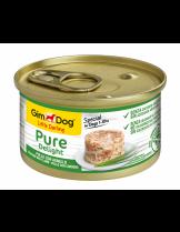 GimDog Little Darling PureDelight Chicken Lamb - високо качествена и неустоима консерва с пилешко и агнешко месо за кучета от 1 до 10 кг. - 150 гр.