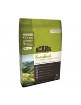 Acana Grain free Grasslands - суха храна за кучета с агнешко и риба -  - 11.4 кг.