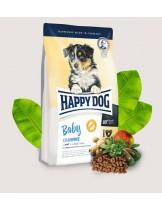 Happy Dog Baby Grainfree - пълноценна храна за подрастващи кученца от 4 седмична до 6 месечна възраст включително - 1 кг.