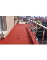 Хидроизолация с течна гума на тераси