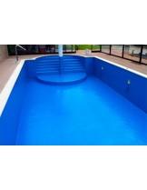 Хидроизолация с течна гума на басейни
