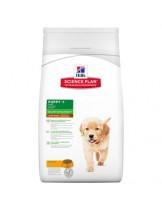 Hill's - Science Plan™ Puppy Healthy Development™ Large Breed Chicken - Суха храна за подрастващи кученца от едри породи (с пиле) - 11 кг.